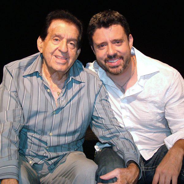 Roberto Sebelén with Reynold Alexander